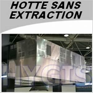 hotte professionnelle sans extraction exterieure largeur With hotte sans sortie exterieure