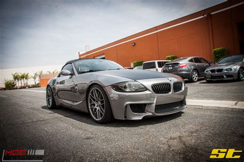 E89 Bmw Z4 With Remus Exhaust Gets St Coilovers