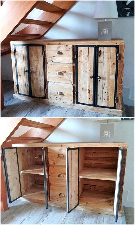 Easy Recycling Ideas to Build with Wooden Pallets   Wood