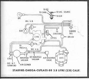 Gm 38 Engine Vacuum Line Diagram