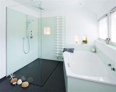Duschwand Ohne Fugen by Fugenlose Duschen Pflegeleicht Und Puristisch Baqua