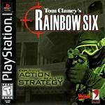 Rainbow Six Tom Clancy Usa Psx Archive