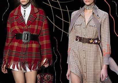 Trends Winter Fall Runway Wear Patterns Pattern