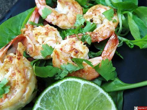 cuisine gingembre crevettes au gingembre et au citron vert blogs de cuisine