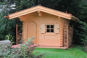 Gartenhäuschen Aus Holz : gartenhaus aus vierkantholz gartenh tte gartenh uschen ger tehaus ~ Markanthonyermac.com Haus und Dekorationen