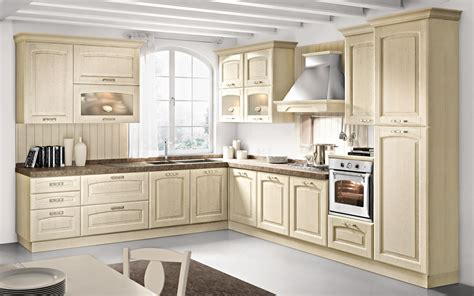Cucina componibile panna decape : Lucrezia PA7Y