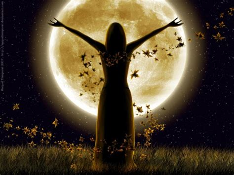 Full Moon Ritual  Silverspring's Pagan Path