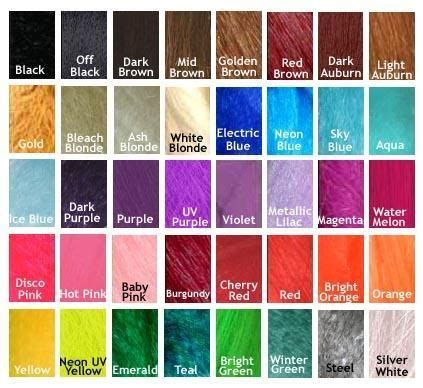 which hair color fits your personality 1 hair coloring