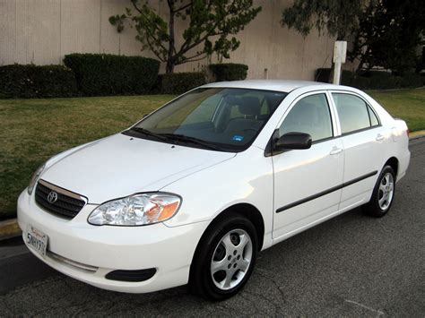Learn more about the 2005 toyota corolla. 2005 Toyota Corolla - Partsopen