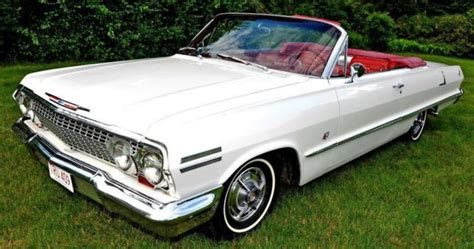 Chevy Impala Convertible For Sale