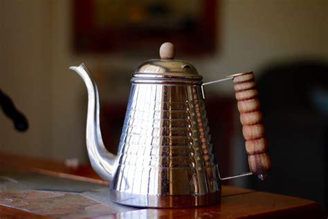 pour coffee kalita kettle kettles gadget five hario