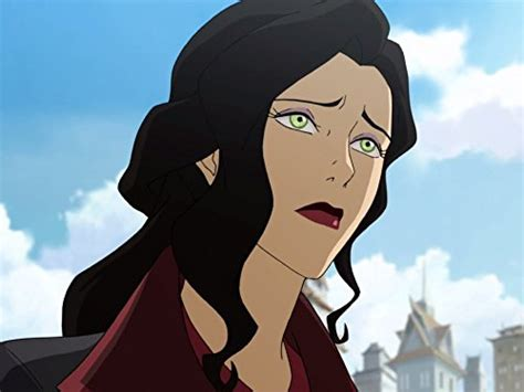legend  korra enemy   gates tv episode