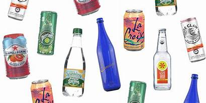 Water Sparkling Flavored Brands Seltzer Drinks Fat