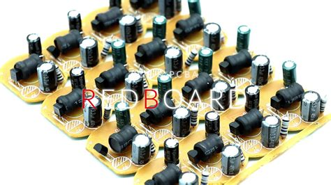 Toy Remote Control Car Circuit Boards Smt China Printed