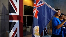 There's a movement to turn Hong Kong back into a British ...