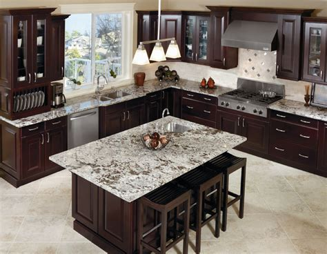 Dark Espresso Kitchen Cabinets  Kitchen  Other  By