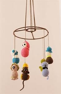Baby Mobile Selber Basteln : do it yourself little monster mobile mummy mag ~ Frokenaadalensverden.com Haus und Dekorationen