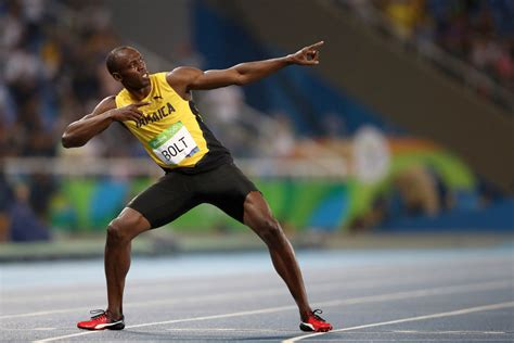 Bold All by Usain Bolt Would Been Really At Javelin