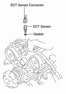 repair guides coolant temperature sensor removal With fig fig 3 coolant temperature cts sensor wiring diagram