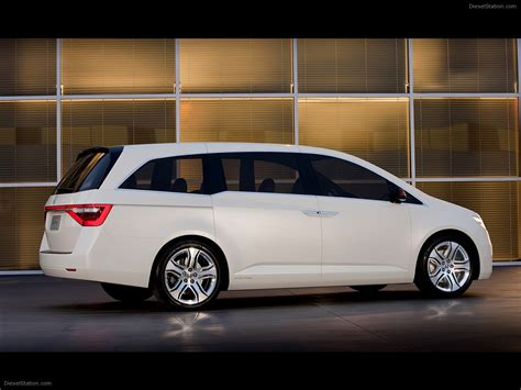Honda Odyssey Concept 2018 Exotic Car Pictures 12 Of 28