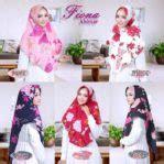 hijab instan syari fisura model  harga murah trend fashion style hijab  terbaru