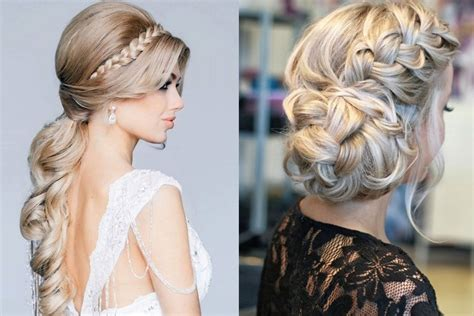 easy prom hairstyles  long hair