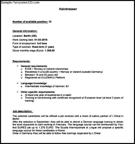 resume templates word cnet free software simple