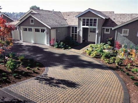 permeable driveway options permeable pavers patios walkways and driveways made of porous pavement green homes mother