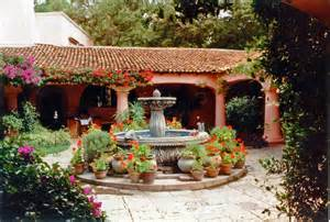 style homes with courtyards panoramio photo of typical mexican courtyard