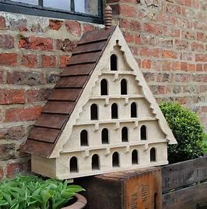 Bowley & Jackson Vintage antique wooden dovecote Bowley