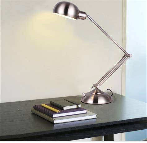desk with led lights foldable table light desk light l long led arm desk