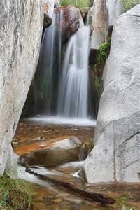 Madera Canyon AZ Waterfall