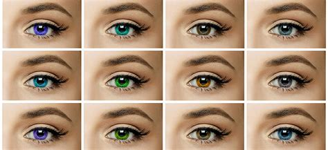 eye contacts colors color contacts how to choose the right tinted contact