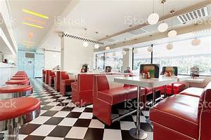 Diner Restaurant Stock Photo - Download Image Now - iStock