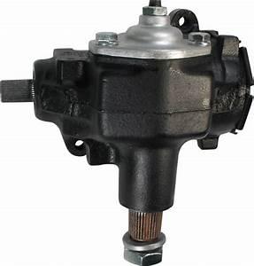 Steering Box  Manual  Oem Saginaw 525  16 1 Ratio  3  4