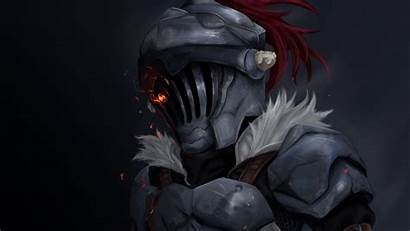 Slayer Goblin Anime Wallpapers Soldier Armour Background