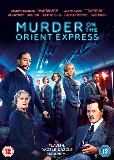 Murder On the Orient Express | DVD | Free shipping over £ ...