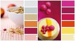 17 meilleures idees a propos de palettes de couleurs With delightful peinture murale couleur pastel 4 couleur pour cuisine 105 idees de peinture murale et facade