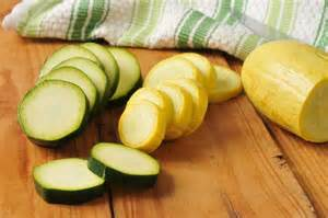Different Types of Summer Squash and Recipes