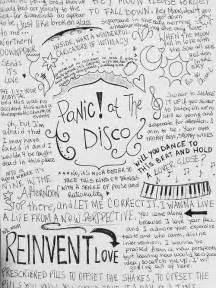 Panic! At The Disco Lyrics | Panic! At The Disco | Pinterest