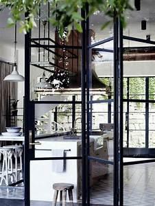 Porte Vitrée Leroy Merlin : les portes pliantes design en 44 photos ~ Melissatoandfro.com Idées de Décoration