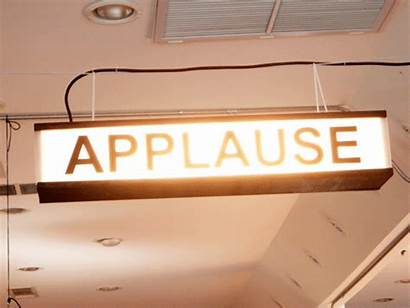 Applause Sign Personal