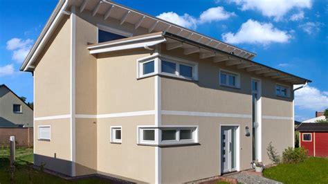 Moderne Häuser Schlüsselfertig by Moderne H 228 User Pultus 158 Putzfassade Schr 228 Gansicht