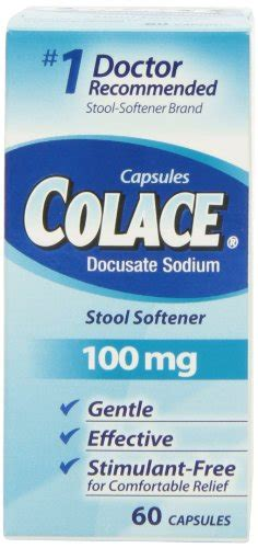 Common Stool Softeners - 25 postpartum care essentials ultimate recovery guide