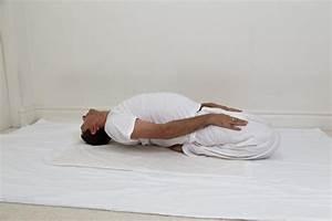 How to do Supta Vajrasana Yoga - Netchanting  Supta