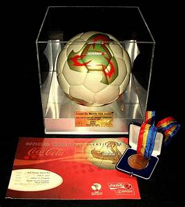 Made in Pakistan match ball FIFA World Cup 2002 South ...