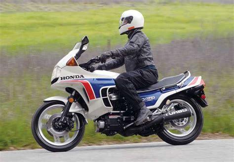 Classic Honda Motorcycles