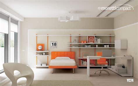 chambre moderne fille cuisine chambre ado avec lit personne moderne