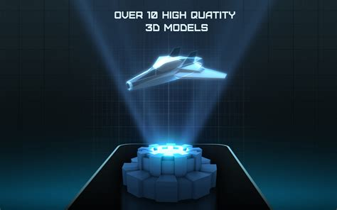 hologram projector amazoncouk appstore  android