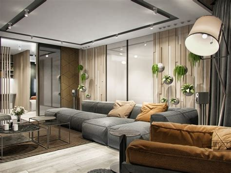 Sophisticated Kiev Home Makes Creative Use Of Materials by Sophisticated Kiev Home Makes Creative Use Of